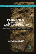 Permanent Liminality and Modernity [Pdf/ePub] eBook