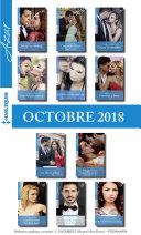 11 romans Azur (n° 4004 à 4014 - Octobre 2018)