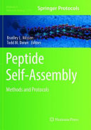 Peptide Self Assembly Book