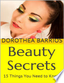 Beauty Secrets  15 Things You Need to Know