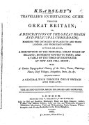 Kearsley's Traveller's Entertaining Guide through Great Britain ... Second edition, much enlarged, etc