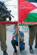 Apartheid in Palestine Pdf/ePub eBook