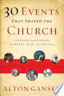 30 Events That Shaped the Church Book PDF