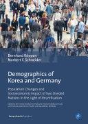 Demographics of Korea and Germany