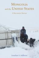 Mongolia and the United States Pdf/ePub eBook