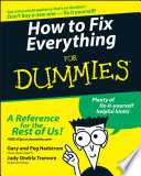 List of Dummies How To E-book