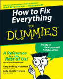 How to Fix Everything For Dummies Pdf