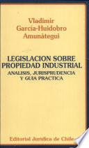 Legislación sobre propiedad industrial