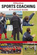Effective Sports Coaching