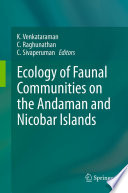 Ecology of Faunal Communities on the Andaman and Nicobar Islands Book