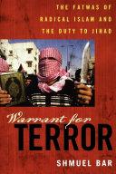Warrant for Terror