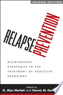 Relapse Prevention Second Edition