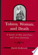 Tolstoy  Woman  and Death Book