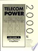 Telecom Power 2000 Book