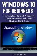 Windows 10 for Beginners 2020 2021