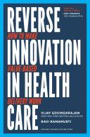 Reverse Innovation in Health Care [Pdf/ePub] eBook