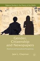 Gender, Citizenship and Newspapers [Pdf/ePub] eBook
