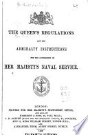 The Queen's Regulations for the Royal Navy