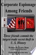 Corporate Espionage Among Friends