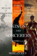 Kings and Sorcerers Bundle (Books 4, 5 and 6) Pdf/ePub eBook