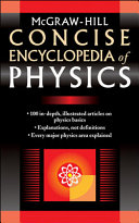 McGraw Hill Concise Encyclopedia of Physics Book
