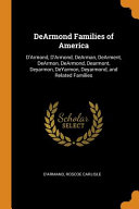 DeArmond Families of America