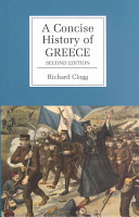 Cover of A Concise History of Greece