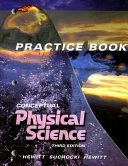 Practice Book: Conceptual Physical Science