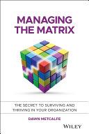 Pdf Managing the Matrix Telecharger