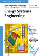 Energy Systems Engineering Book