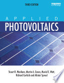 Applied Photovoltaics Book