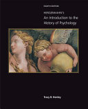 Hergenhahn s An Introduction to the History of Psychology