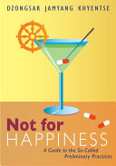 Not for Happiness