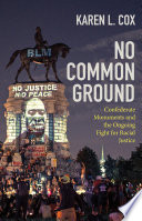 No Common Ground Book PDF
