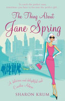 Pdf The Thing about Jane Spring