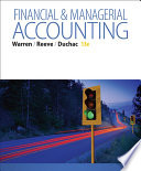 Financial   Managerial Accounting Book