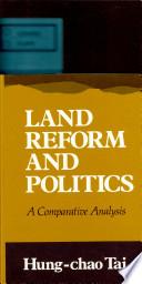 Land Reform and Politics
