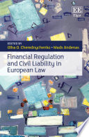 Financial Regulation and Civil Liability in European Law