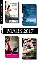 8 romans Black Rose + 1 gratuit (no421 à 424 - Mars 2017) [Pdf/ePub] eBook