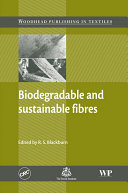 Biodegradable and Sustainable Fibres