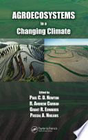 Agroecosystems in a Changing Climate Book