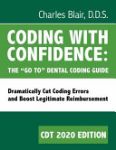 Coding with Confidence for CDT 2020