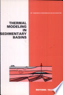Thermal Modeling in Sedimentary Basins Book