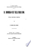 D. Rodrigo de Villandrando