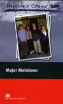 Dawson's Creek Major Meltdown banner backdrop