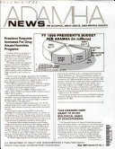 ADAMHA News on Alcohol, Drug Abuse, and Mental Health
