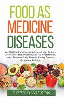 Food as Medicine Diseases