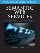 Semantic Web Services  Theory  Tools and Applications