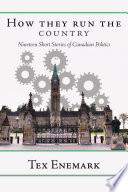 How They Run The Country Book PDF