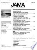 Journal of the American Medical Association  , Volume 293,Edição 21